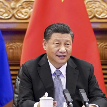 Xi meets goal that Mao told King Mahendra about 6 decades ago