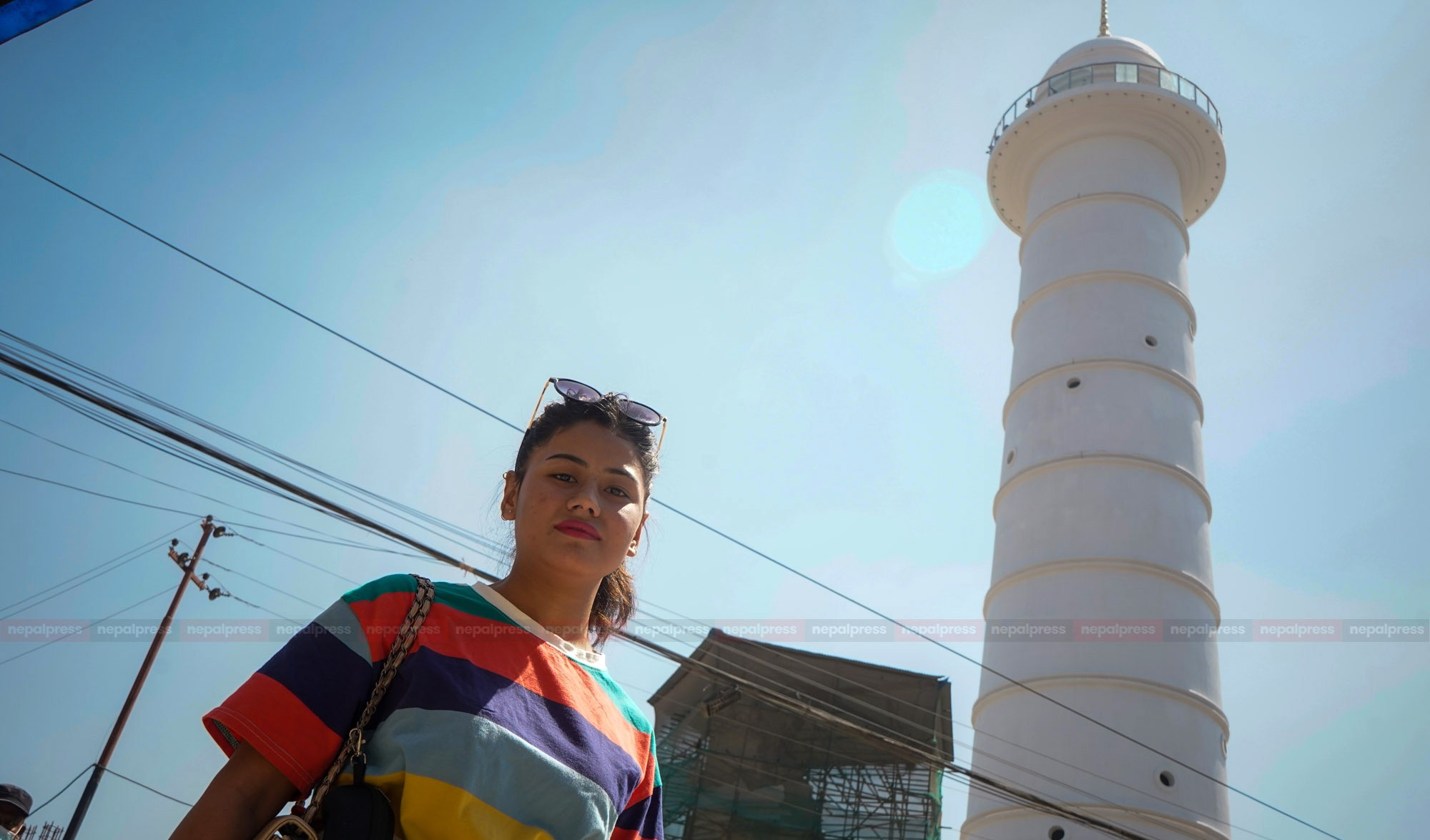 I received a new life and so did Dharahara, may I now get employment here: Ramila Shrestha