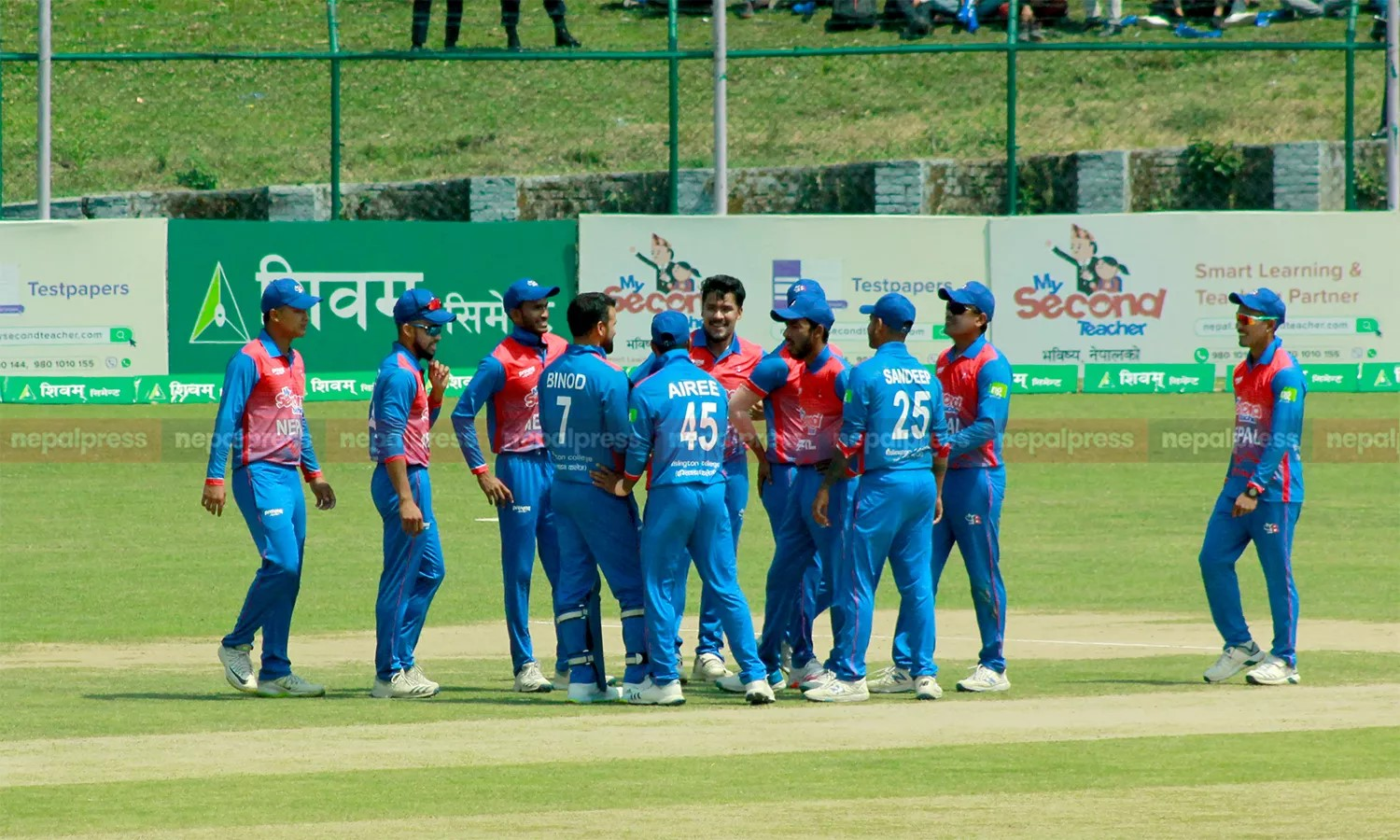 Triangular Series Final to take place today at Tribhuvan University International Cricket Ground