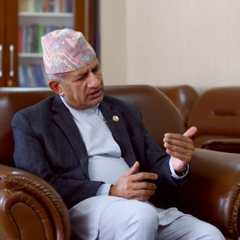 Foreign Minister Gyawali claims development goals will be met despite the pandemic