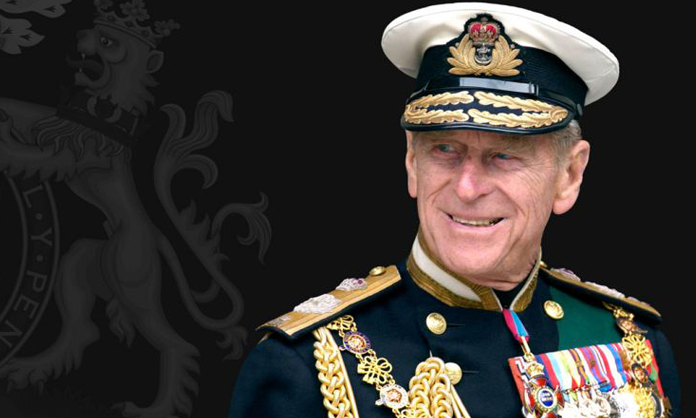 Prime Minister Oli expresses grief over demise of Britain's Prince Philip