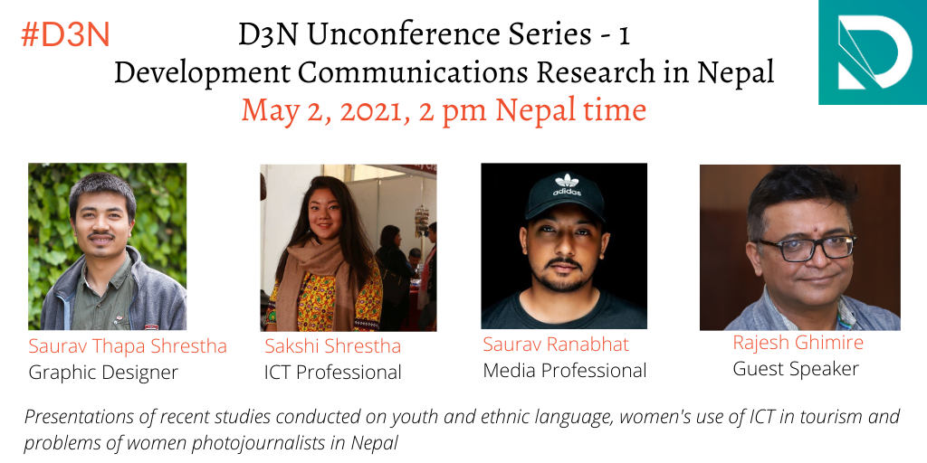 Symposium on Development Communications Research organized by D3N Network