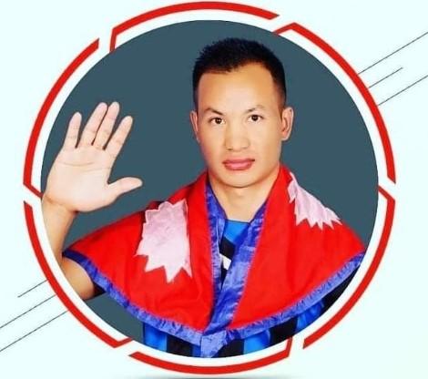 Narayan Shrestha, International Marathon Gold Medalist