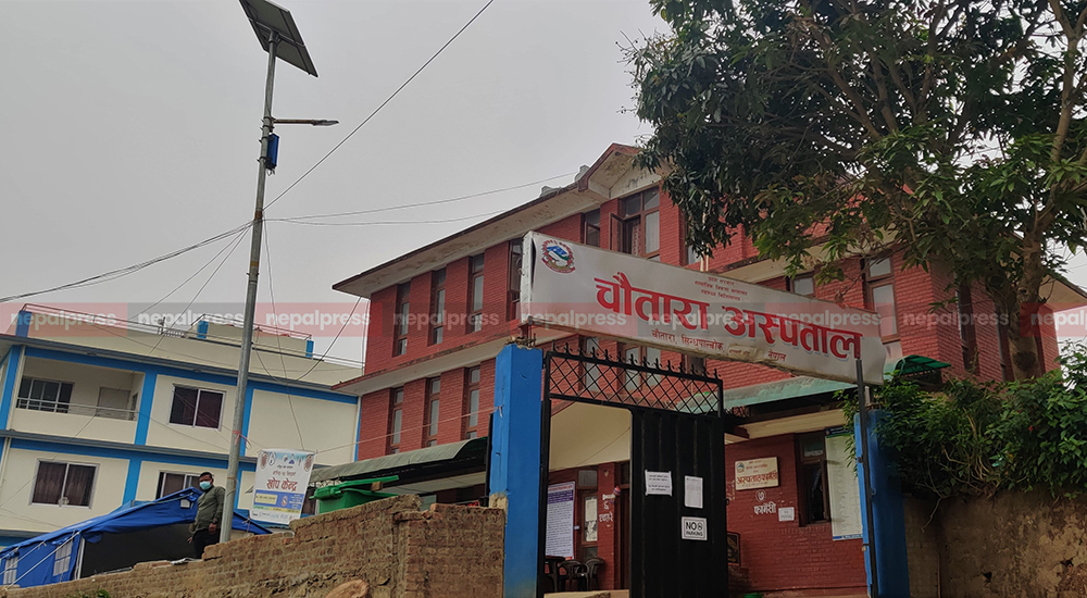 Sindhupalchowk now in God's hands: Not a single ICU bed available in the district