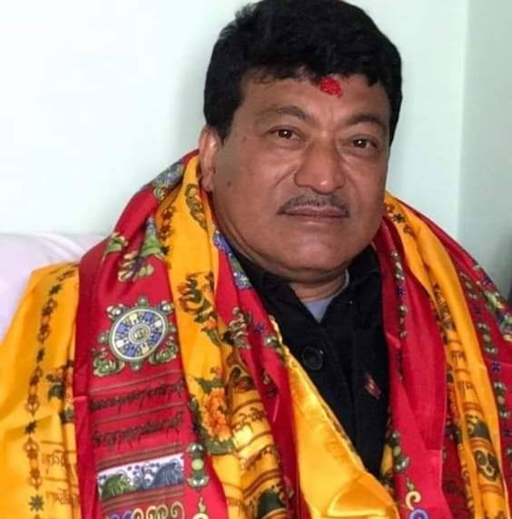 Government will not let there be a shortage of oxygen: Minister Manandhar