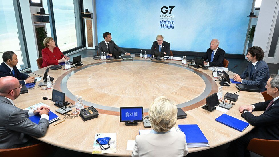 Provocative Approach of the G7 Summit and China's Response
