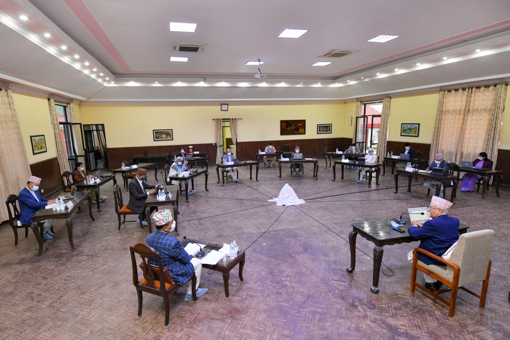 Cabinet decides to conduct SEE examinations through internal evaluation