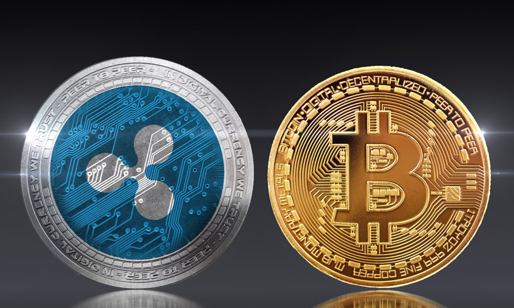 Cryptocurrency prices on the increase, Ripple rises by 18%