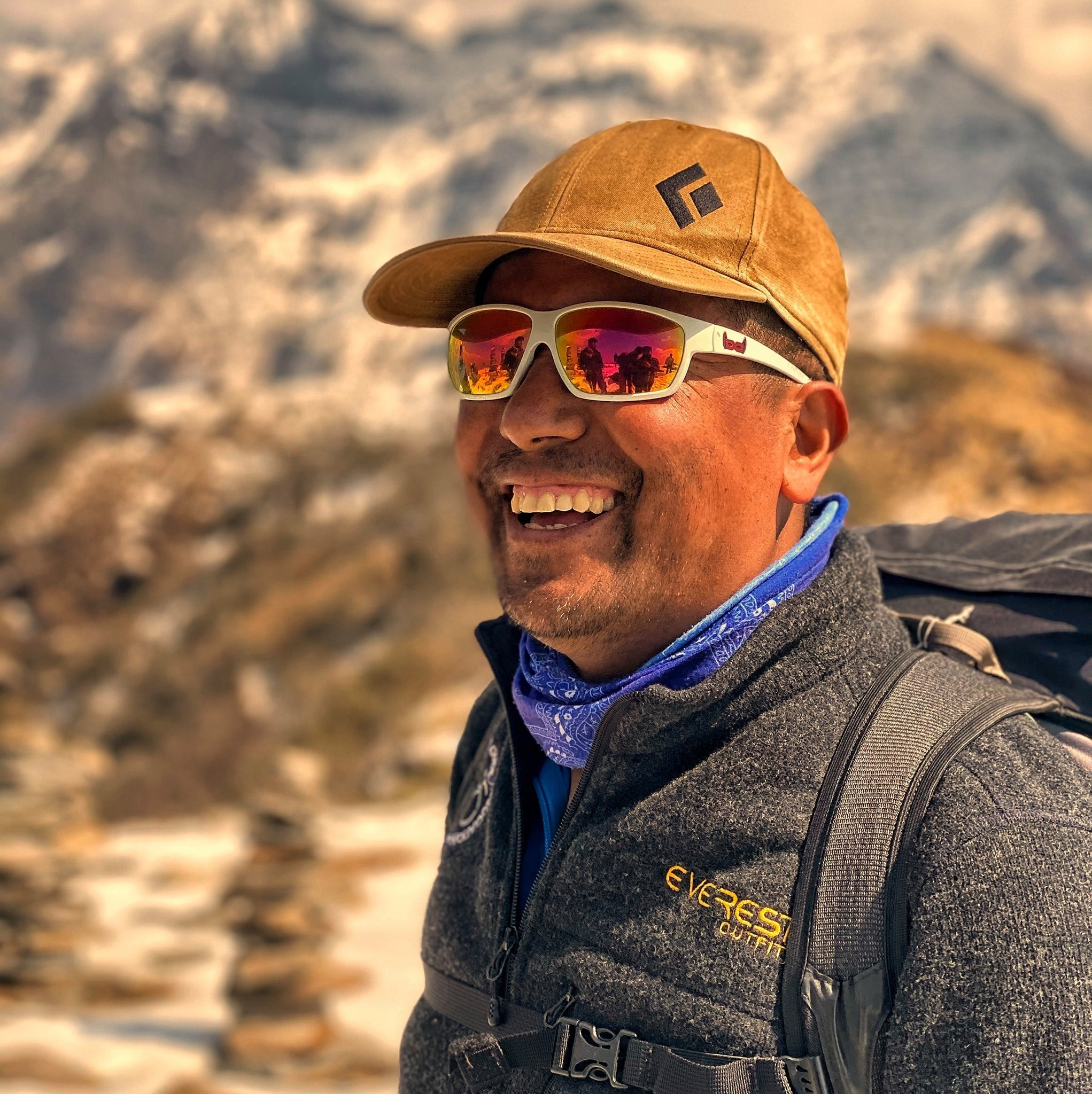 Popular mountain guide Sherpa offers five key suggestions to make expeditions environment friendly