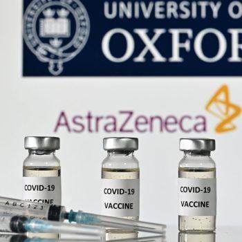 Correspondence by Nepal to British government to provide AstraZeneca vaccine