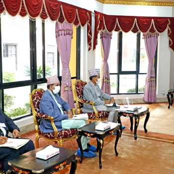 President directs to procure vaccines for all citizens