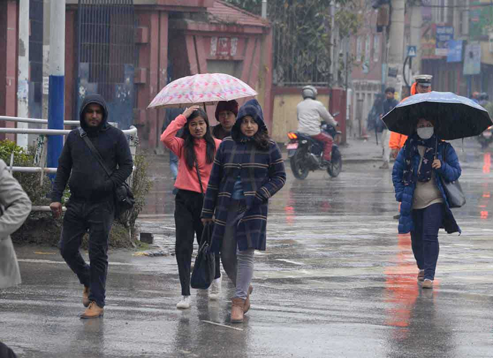 Risk of floods and landslides increases with onset of monsoon