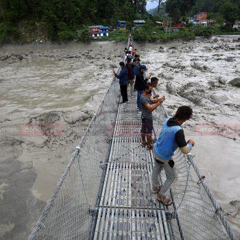 15 killed, 25 missing and 11 injured in floods and landslides in 4 days