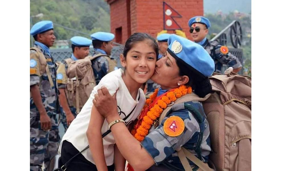Nepal ranked third in list of countries sending most peacekeepers