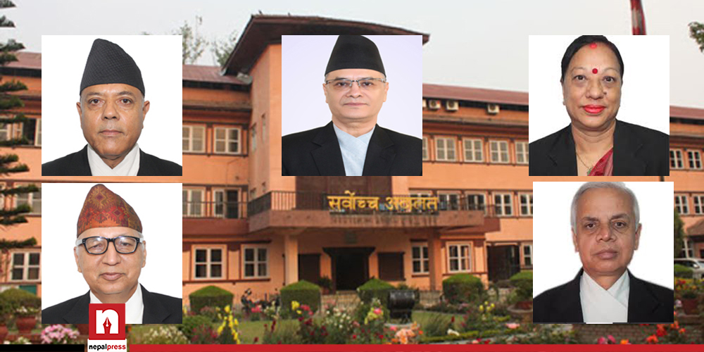 Continuous hearing on writ petitions filed by Deuba to be held in constitutional bench from today