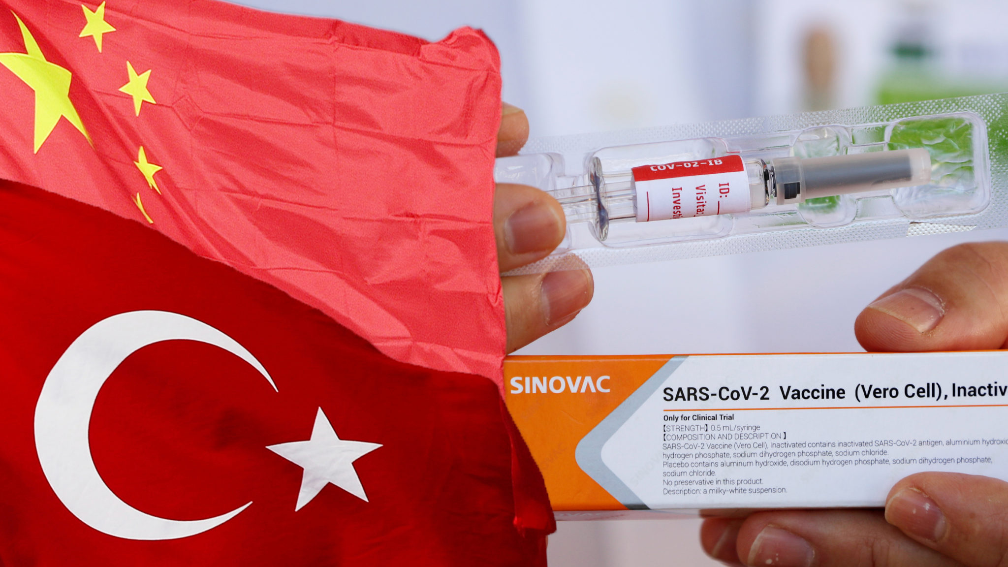 Chinese CoronaVac gets permission for emergency use in Nepal