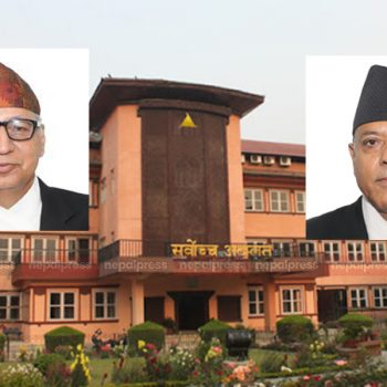 Two judges to give written opinion in Constitutional Bench of Supreme Court