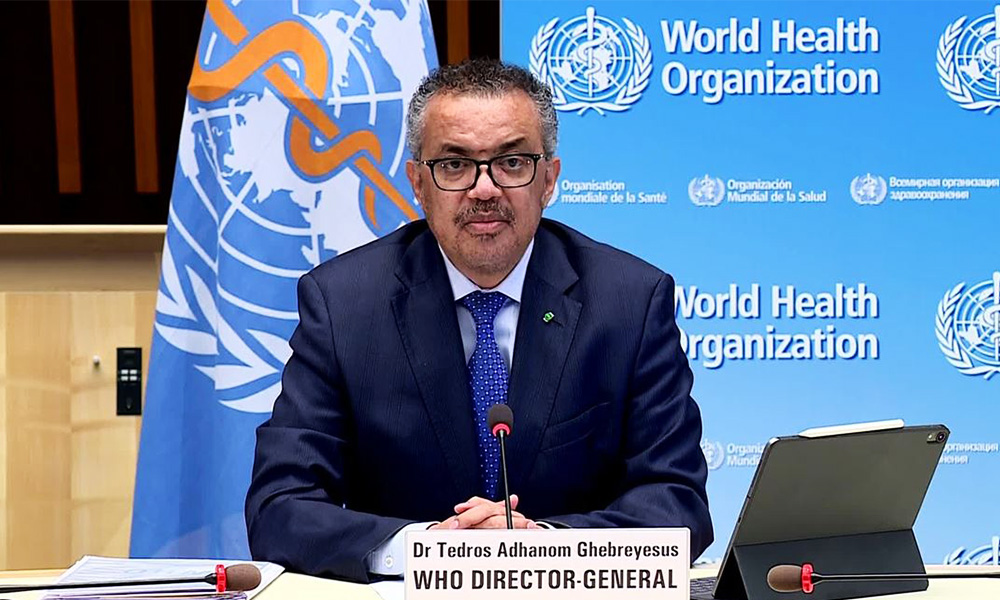 WHO Chief shares video of Nepal with caption: Let us pressurize for the equal supply of vaccines