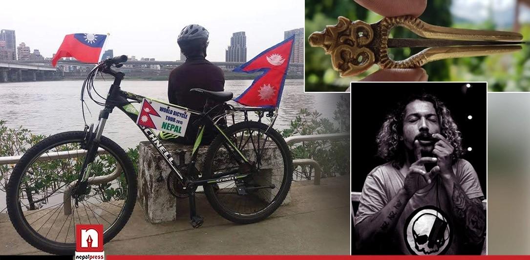 'Audacious traveller' Ajit's love for murchunga