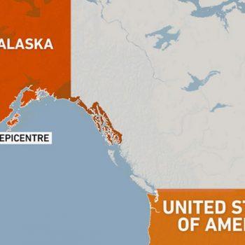 Magnitude 8.2 quake rocks Alaska peninsula, Tsunami warning issued