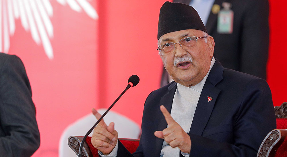 UML directs province and local level representatives to stand against party split