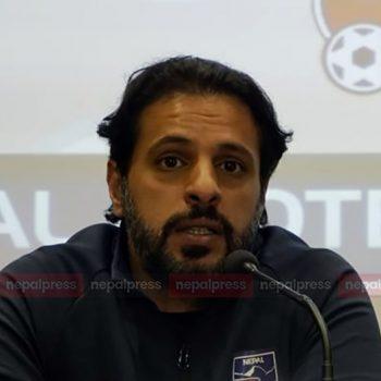 Nepal football team head coach demands probe against ANFA VP, 2 journos