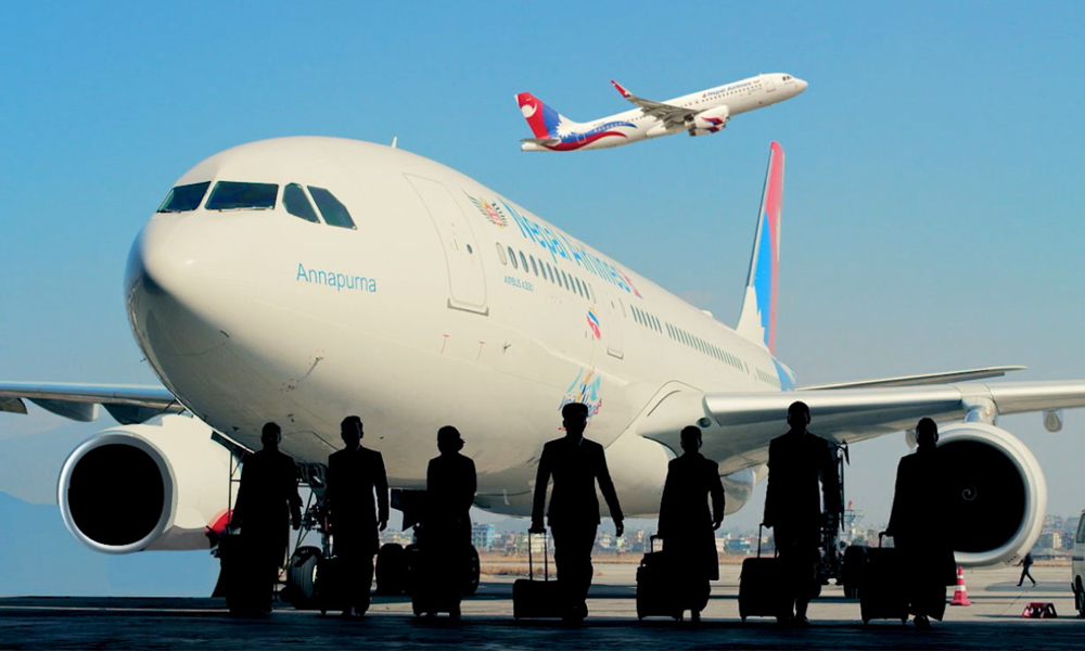 International flight schedule made public, 21 flights to be operated per week