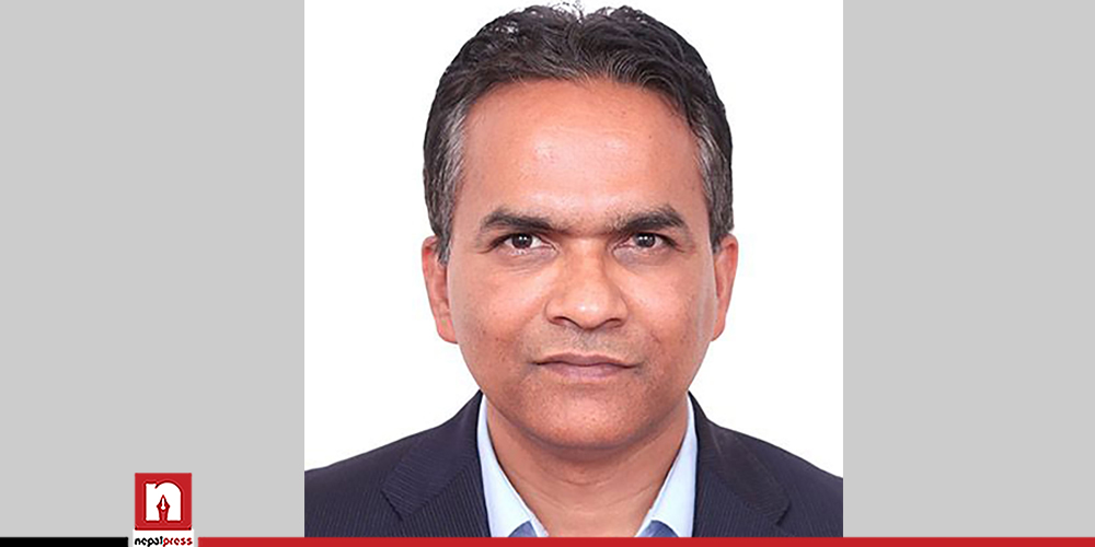 Bishow Paudel appointed NPC Vice-Chairman