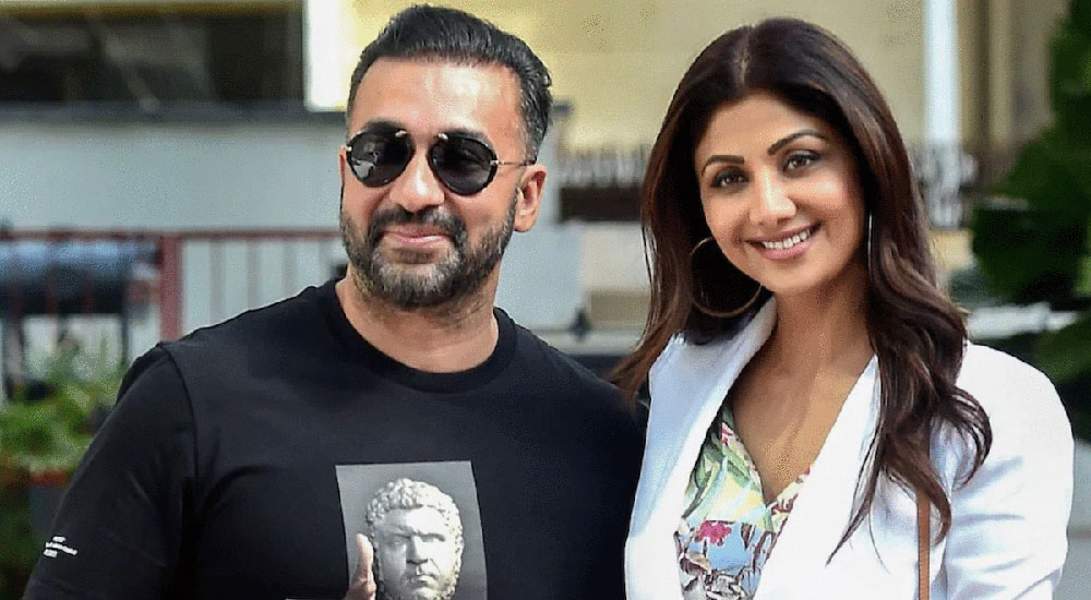 Shilpa Shetty's husband arrested for allegedly making pornographic films