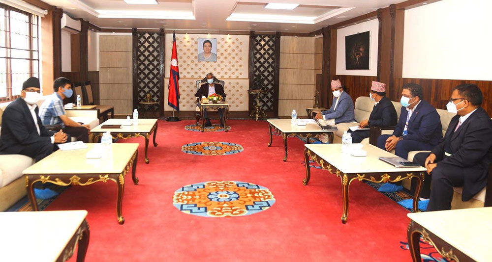 PM Deuba's instructions: Early preparations for third wave of COVID-19