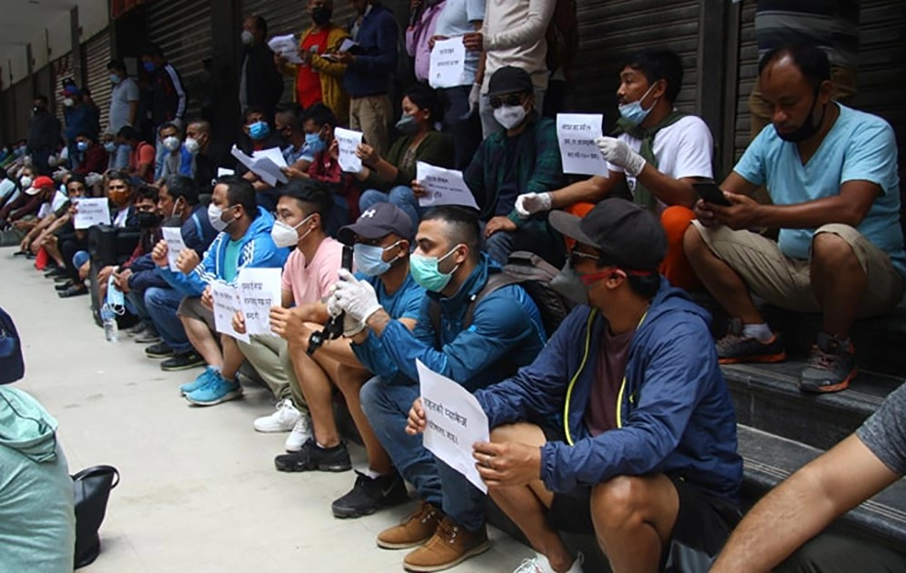 Entrepreneurs warn of stern protest if government imposes lockdown yet again