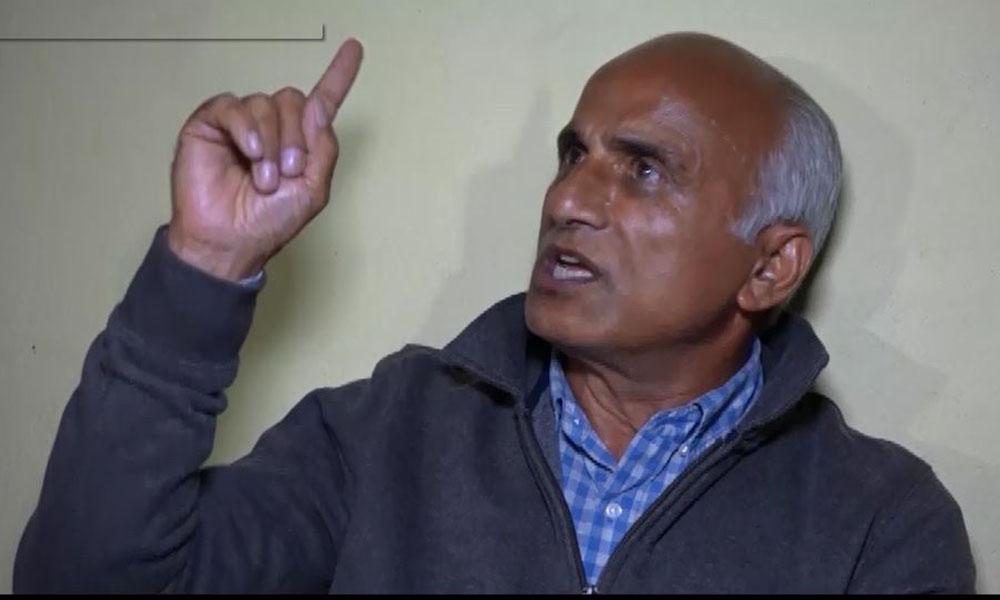 Dr KC warns of hunger strike if demands not met