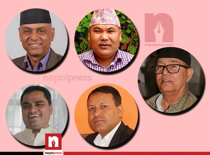 NC authorises 5 leaders to finalise list of active membership