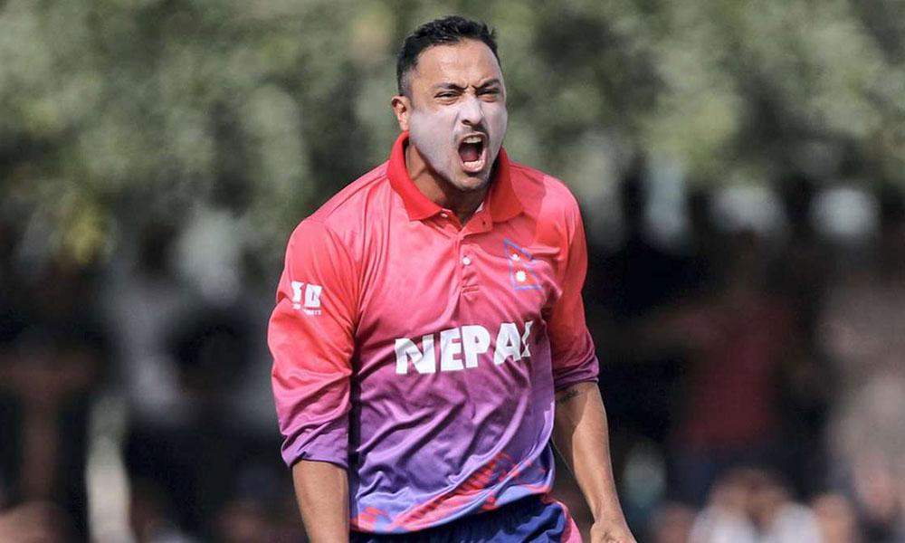 Paras Khadka announces retirement from international cricket