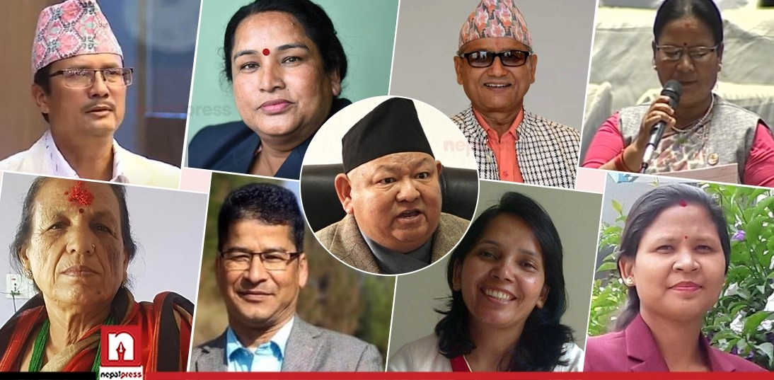 5 central members, 6 lawmakers join Unified Socialist party from Sudurpaschim