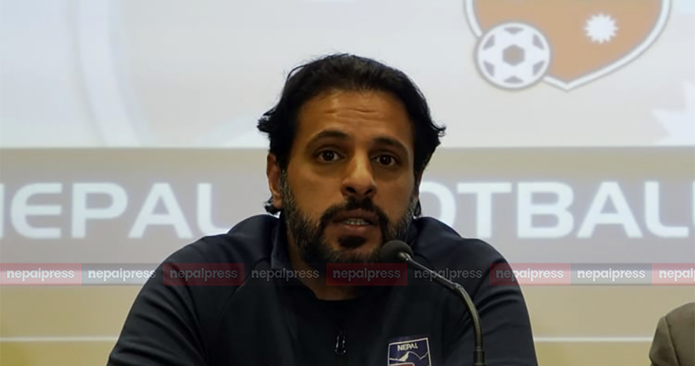 Future is uncertain, there could be a big surprise for supporters, says coach Almutairi (With video)
