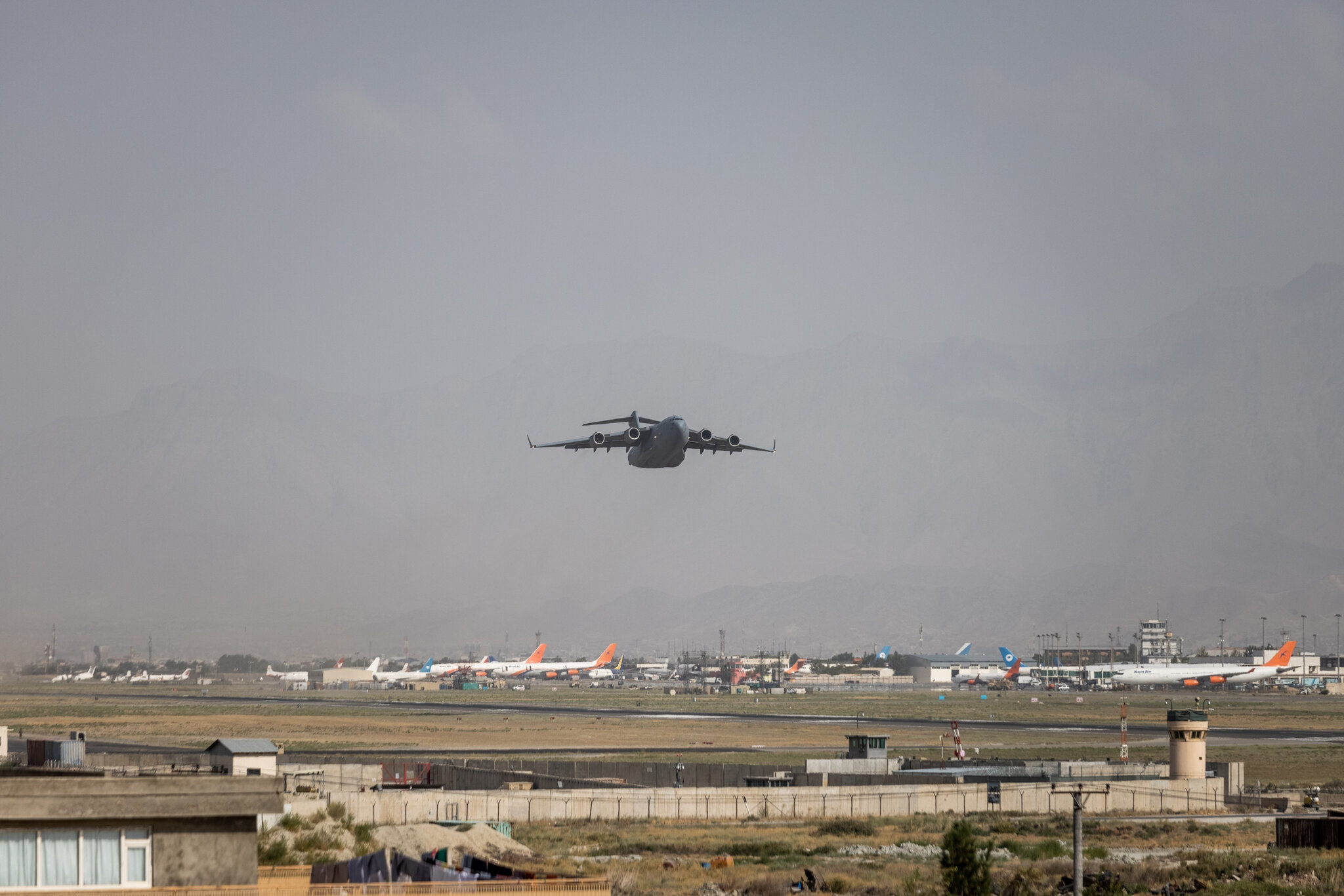 Indian Air Force aircraft likely to rescue 48 Nepalis stranded in Afghanistan