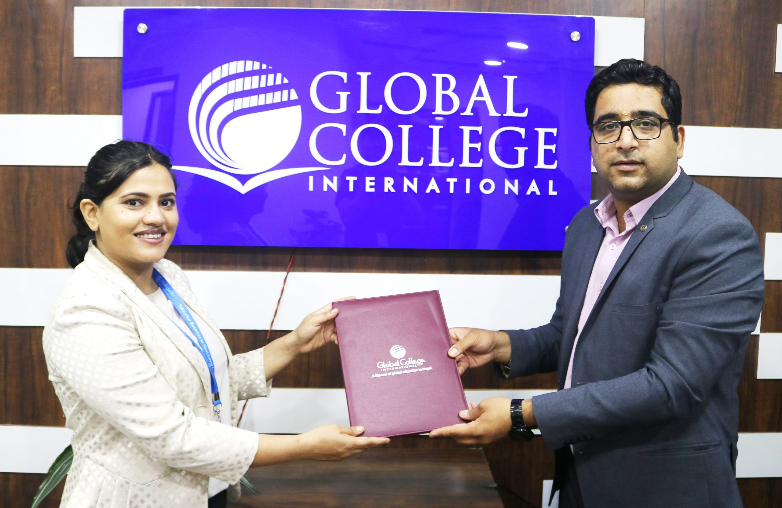 LeoSquad signs MOU with Global College International (GCI)
