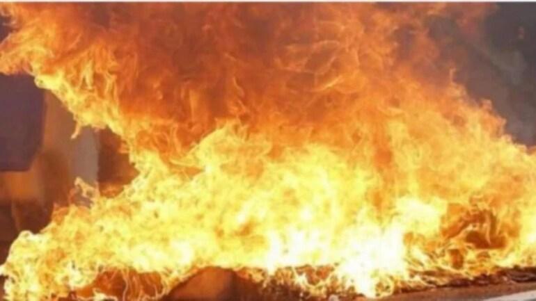Couple killed in Lamjung fire