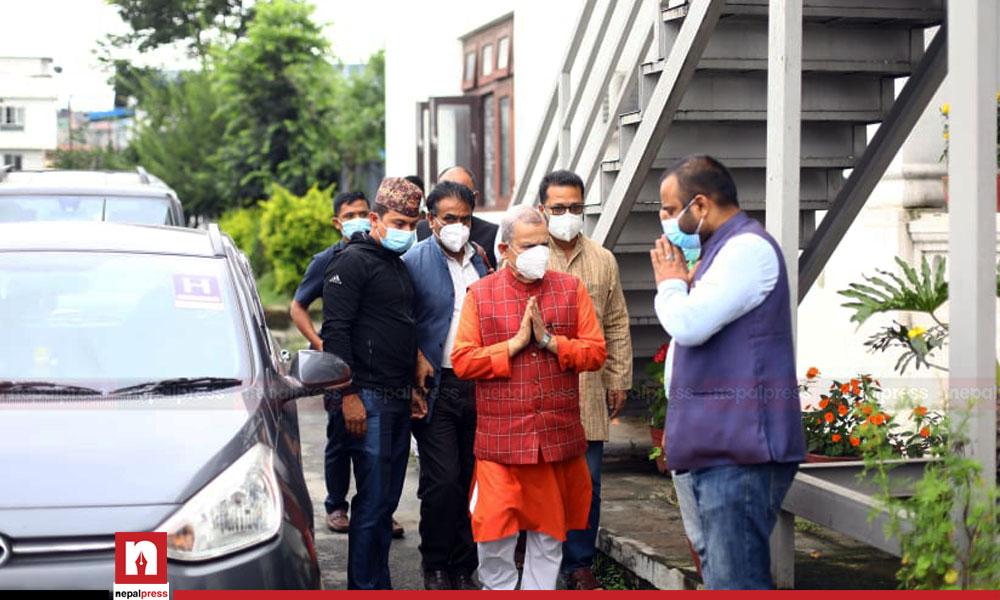 Mahanta Thakur removed as chair of JSP-N
