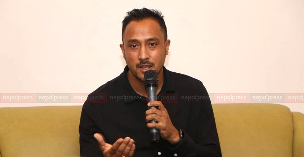 Paras Khadka plans to lead Cricket Association of Nepal after 2 years