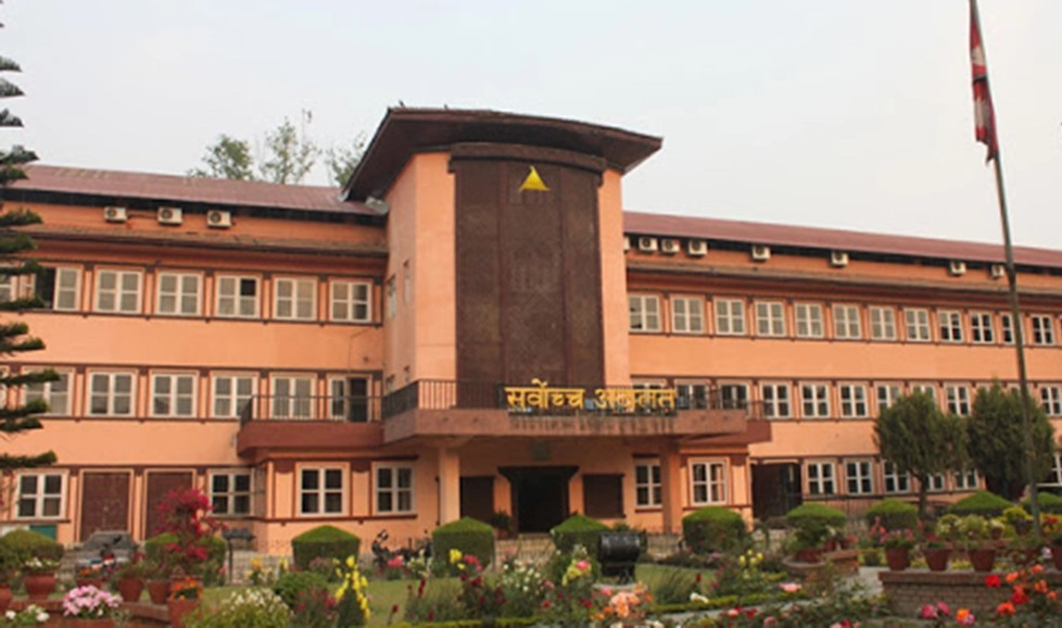 UML files writ at SC against no-confidence motion in Lumbini Province