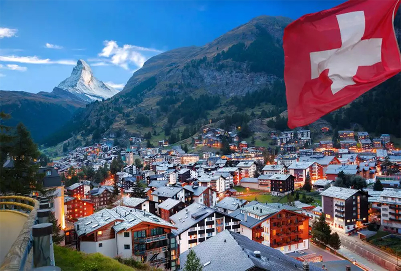 Switzerland to let in vaccinated Nepali nationals for travel sans quarantin