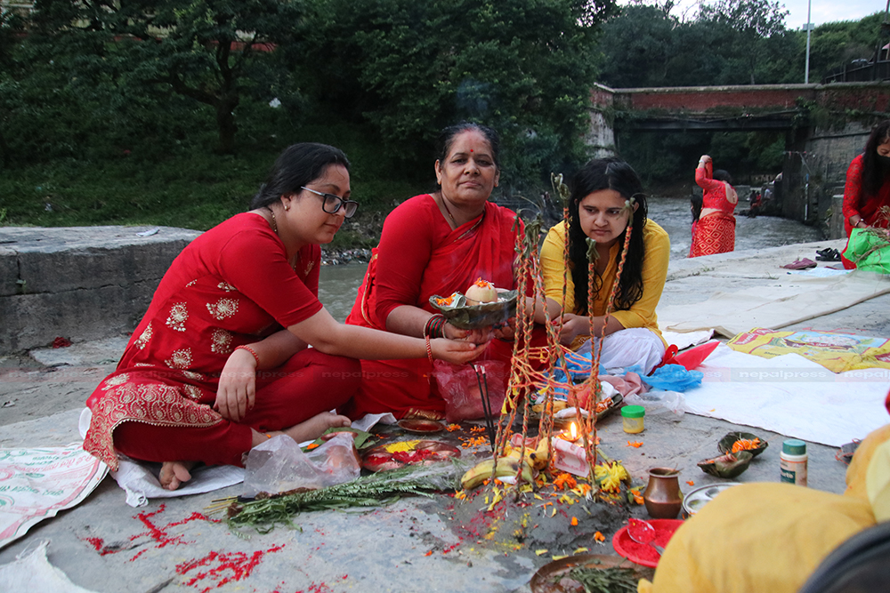 Rishi Panchami being observed today (With photos)