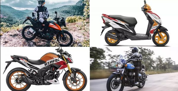 Government hikes excise duty, road tax on two-wheelers