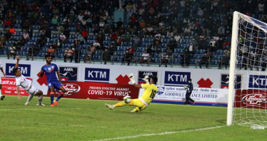 Nepal face 2-1 defeat against India