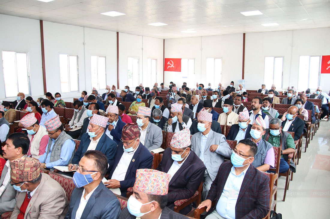 UML to slash number of representatives for statute convention