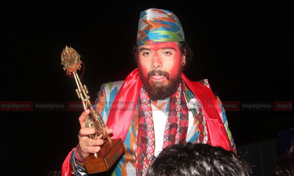 Bharatmani Paudel bags title of Comedy Champion season 2