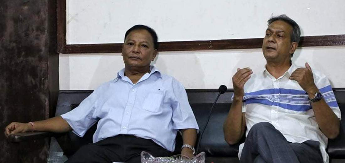 CAN Vice President Shrestha, Secretary Pyakurel resign