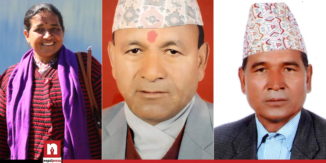 3 lawmakers quit UML to join CPN (Unified Socialist)